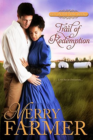 Review  Trail of Redemption, Merry Farmer