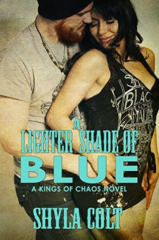 Review  A Lighter Shade of Blue, Shyla Colt